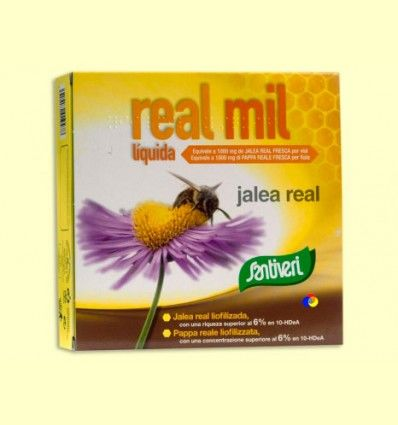 Realmil - Santiveri - 20 viales