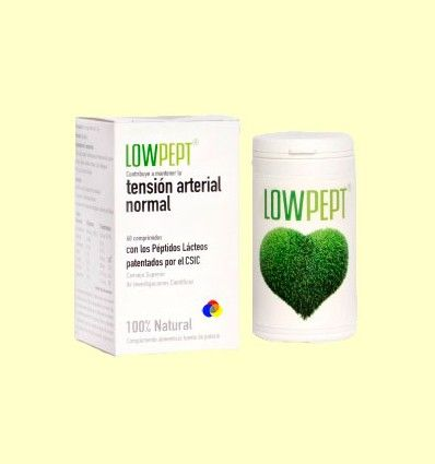 Lowpept - Innaves - 60 comprimidos