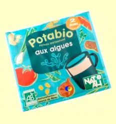 Potabio Algas - Caldos y potajes - Nat Ali - 2 x 8,5 gramos