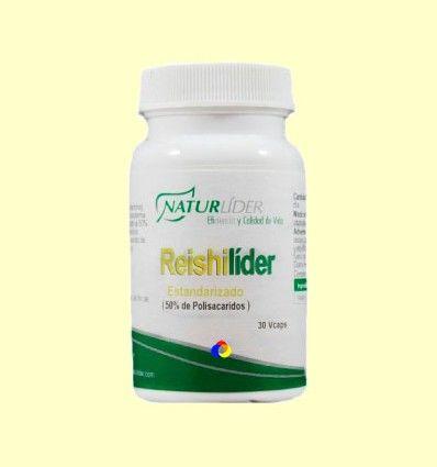 Reishi - Naturlider - 30 cápsulas
