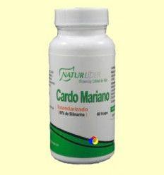 Cardo Mariano - Naturlider - 60 cápsulas