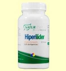 OFERTA-50% - Hipérico Estandarizado - Naturlider - 60 cápsulas - CAD: 30-11-2017