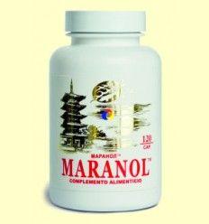 Maranol - Regenerante y revitalizante - Pantoproject - 120 cápsulas