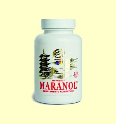 Maranol - Regenerante y revitalizante - Pantoproject - 120 cápsulas *
