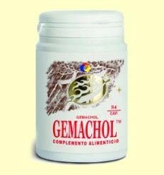 Gemachol - Circulación - Pantoproject - 84 cápsulas