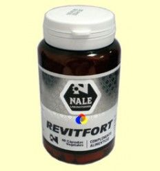 Revitfort - Nale Laboratorios - 60 cápsulas