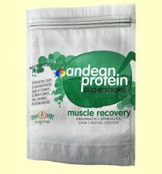 Andean Protein - Quinoa, Amaranto, Espirulina, Cacao - Energy Fruits - 150 gramos