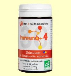 Immuno 4 - Mint-e Health Laboratories - 30 cápsulas