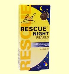 Bach Rescue Night Pearls - Bach - 28 perlas *