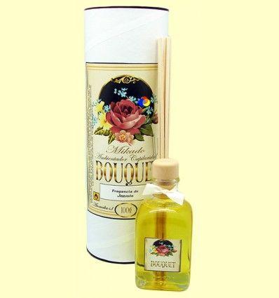 Mikado Ambientador Capilaridad Bouquet Fragancia Jazmín - Aromalia - 100 ml