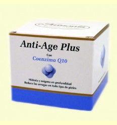 Crema Facial Q 10 Anti-age Plus - Armonía - 50 grs