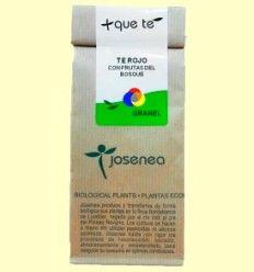 Té rojo con frutas del bosque - Más que té - Josenea - 50 gramos