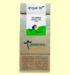 Té Verde, Hierbaluisa y Anís - Más que té - Josenea - 50 gramos