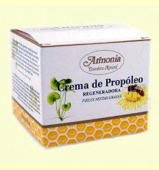 Crema Facial Propóleo - Armonía - 50 grs.