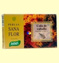 Cola de Caballo - Santiveri - 40 perlas
