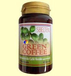 Sbelten Green Cooffee - Control del peso - Dieticlar - 60 cápsulas *