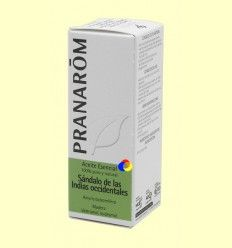 Sándalo de las Indias occidentales - Pranarom - 10 ml