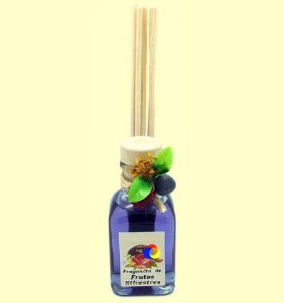Mini Mikado - Ambientador Hogar decorado Frutos Silvestres - Aromalia - 50 ml