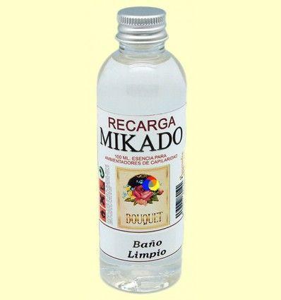 Recarga Mikado Baño limpio - Aromalia - 100 ml