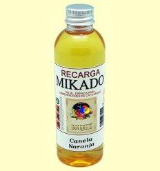 Recarga Mikado Canela Naranja - Aromalia - 100 ml