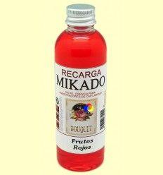 Recarga Mikado Frutos Rojos - Aromalia - 100 ml