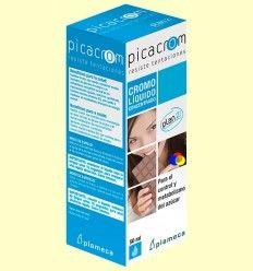 Picacrom - Control del apetito - Plameca - 50 ml *+