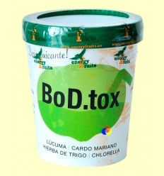 Batido Energy Bo.D.Tox - Energy Fruits - 250 gramos