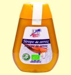 Sirope de arroz sin Gluten con dosificador - La Finestra Sul Cielo - 250 gramos ******