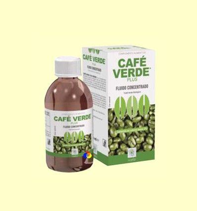 Café Verde Plus Fluido - Noefar - 250 ml