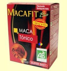 Macafit Bio - Maca - Lepidium Meyenii - Super Diet - 90 comprimidos