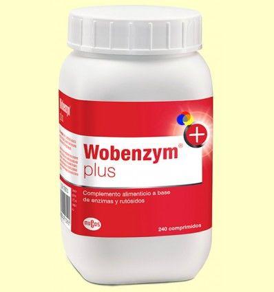 Wobenzym® Plus - Mucos - 240 comprimidos