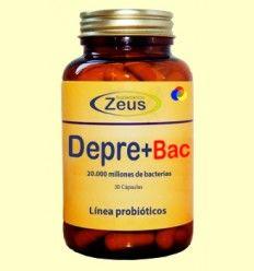 Depre Bac - Trastornos depresivos - Zeus - 30 cápsulas