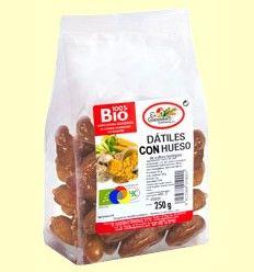 Dátiles con Hueso Bio - El Granero - 250 gramos ******
