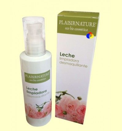 Leche Limpiadora Desmaquillante - Plaisirnature - 200 ml