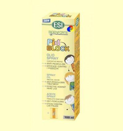 Pid Block Aceite Spray - ESI - 100 ml