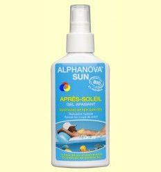 Gel Calmante Aftersun - Alphanova - 125 gramos