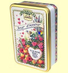 Tisana día de Amor - Provence d´Antan - 30 bolsitas