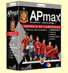 APmax Recuperación - Drasanvi - 20 viales ******