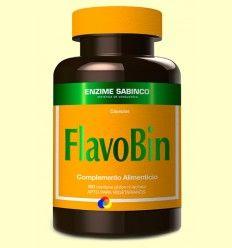 Flavobin - Isoflavonas - Enzime Sabinco - 30 cápsulas