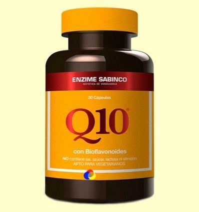 Q10 - Enzime Sabinco - 30 cápsulas