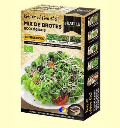 Semillas para Germinar Brotes MIX ECO Vitamínicos - Batlle