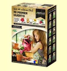 Kits de cultivo fácil Mi Primer Huerto - Batlle