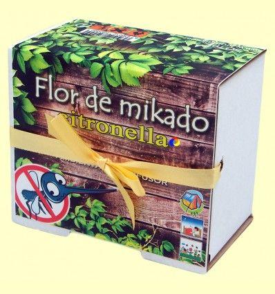 Flor de Mikado repelente anti mosquitos - Aromalia - 50 ml