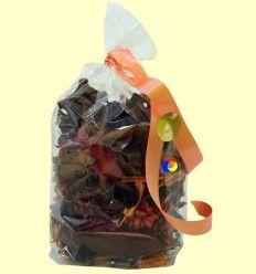 Pout Pourri color Naranja - Casa Pià - 50 gramos