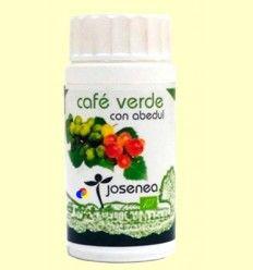 Café Verde con Abedul - Josenea - 180 cápsulas