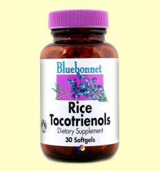 Tocotrienoles - Bluebonnet - 30 cápsulas blandas