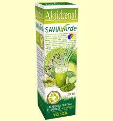 Aktidrenal Savia Verde - Tongil - 250 ml
