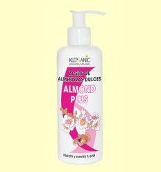 Almond Plus - Aceite de almendras dulces - Klepsanic - 250 ml