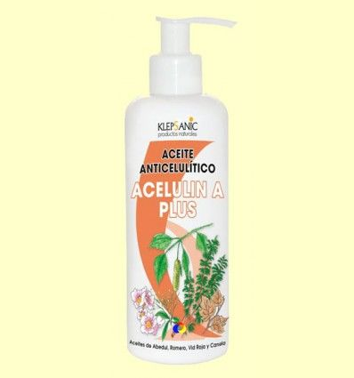 Acelulin A Plus - Aceite anticelulítico - Klepsanic - 250 ml