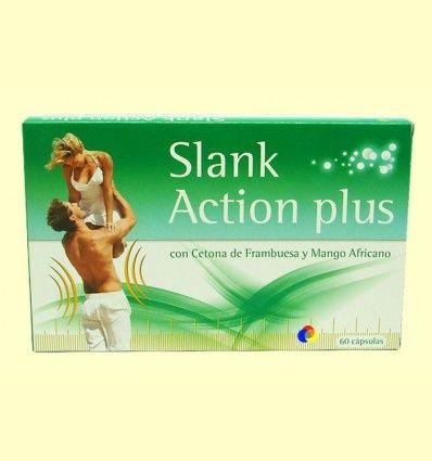 Slank Action Plus - Espadiet - 60 cápsulas